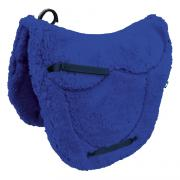 Burioni fleece dek blauw