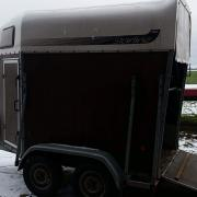 IZGS Supernette Atec Starline 1.5 paards trailer